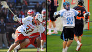 No. 15 Johns Hopkins at No. 4 Maryland