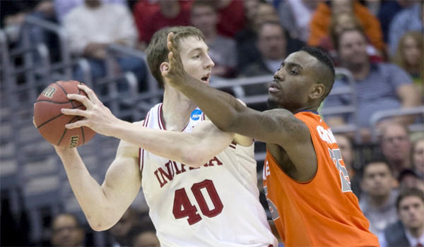 Indiana forward Cody Zeller declared himself for the NBA draft, joining Syracuse's Michael Carter-Williams and Missouri's Phil Pressey as the latest college stars to head to the pros.