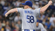 Last time the Dodgers saw Chad Billingsley, he was pitching the best baseball of his career. Then his right elbow screamed and he was shut down.