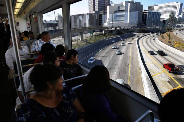 President Obama's budget would provide $130 million sought by Los Angeles to help extend the subway to the Westside and build a downtown tunnel to link the Gold Line from Pasadena and East L.A. to the Blue Line from Long Beach and the Expo Line from Culver City.