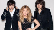 "<span style=""font-size: small;"">The Band Perry's sophomore album, Pioneer, gave the group their best sales week to date, as it landed at #1 on the country music charts. This is the group's first debut on top of the charts, and it is no surprise the album did so well with songs like their current single, ""Done,"" on the project. Kimberly Perry admits the song has a bit of adlib on it, as the""grunt"" at the end was recorded out of frustration. ""I think I had just messed up on a vocal and I was like, 'Ugh!' You know? So, and then Dan our producer ended up keeping it. But, that's the one part that a lot of people talk about."" Pioneer also debuted at #2 on the Billboard Top 200 chart, after selling over 129,000 copies within the first week. In 2010, The Band Perry's self-titled debut album peaked at #4 on the Billboard Top 200 in its first week, for selling 53,000 copies – according to Billboard.</span>"