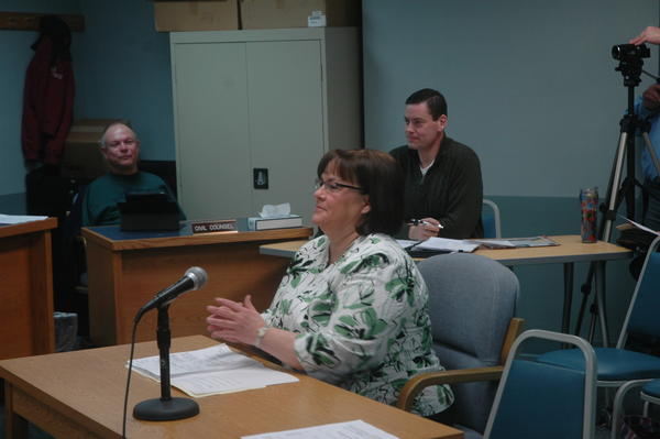 Shirley Gillespie was hired as the new Charlevoix County Commission on Aging director Wednesday.