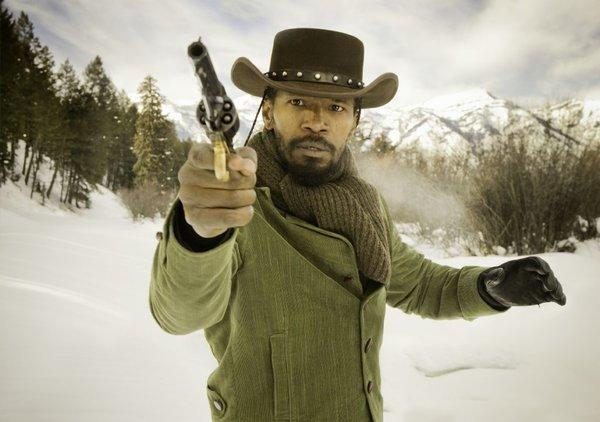 """Django Unchained"" starring Jamie Foxx was pulled from Chinese theaters on its first day of release."