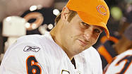 "You know what I'm talking about when I refer to ""Jay face,'' right? That pouty look that Jay Cutler flashes when things go badly?  The one that every director of every televised Bears game has dedicated a camera to?"