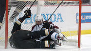 Colorado Avalanche at Anaheim Ducks