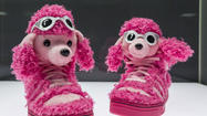 'Pink Poodle' shoes