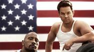 "Tonight: see""Pain and Gain"" stars Mark Wahlberg and Dwayne ""The Rock"" Johnson in Miami Beach"