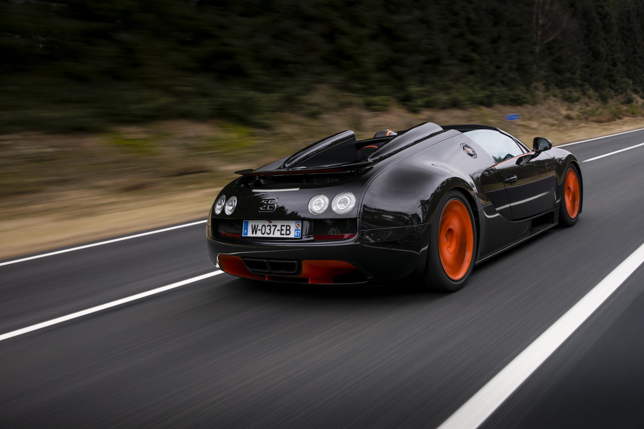 la-fi-hy-autos-bugatti-grand-sport-vitesse-photos Amazing Bugatti Veyron Grand Sport Vitesse Information Cars Trend