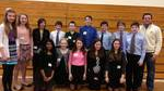 The 2013 Region 11 Science Fair of the Illinois Junior Academy of Science, was held on March 8 at the University of St. Francis in Joliet. St. James the Apostle School had 17 students advance after the school science fair held in January.
