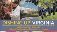 "Chef Patrick Evans-Hylton will host a food tasting and book launch for his latest cookbook, ""Dishing Up Virginia,"" from 6 to 8:30 p.m. Thursday, April 25, at The Mariners' Museum in Newport News."