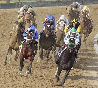 127th Preakness Stakes - War Emblem ridden by Victor Espinoza