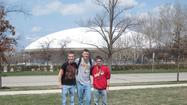 Niles West sent three students to the Worldwide Youth in Science and Engineering (WYSE) state competition held April 8 at the University of Illinois in Champaign-Urbana. For the second year in a row, Patrick Liscio won first place in Mathematics. He also earned a fourth place medal in Chemistry. Zachary Cohen was awarded fourth place in Biology and Joseph Darga earned sixth place in Physics.