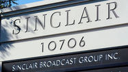 Sinclair Broadcast Group Inc.'s shopping spree continued Thursday with the announcement of a $373.3 million deal that extends its television reach to a third of U.S. viewing households.