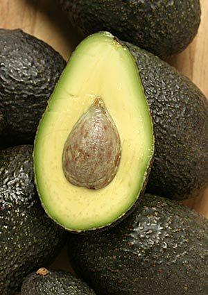 Avocados are good in winter, too. Peel and pit the avocado and crush it onto warm toast with some salt and pepper.