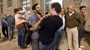 Uruguay is poised to become the second country in South America that allows gay marriage, after lawmakers approved a bill despite the objections of the Roman Catholic Church.