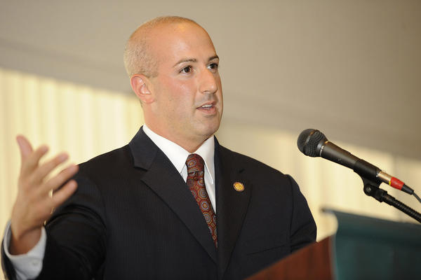 State Sen. Joseph Abruzzo, D-Wellington, pushed for the Legislature's watchdog agency to launch an inquiry into the Palm Beach County Ethics Commission.