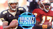 It's come down to legendary Florida State quarterback Charlie Ward versus iconic UCF quarterback Daunte Culpepper in the championship of the Sentinel's <strong>NCAA Tournament-style bracket</strong> to identify the greatest college football player in State of Florida history.