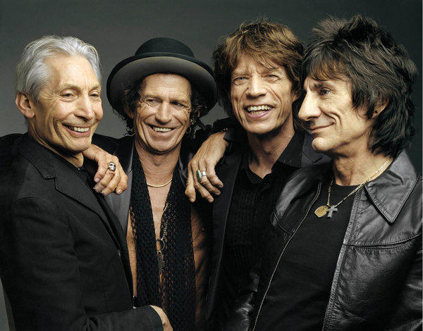 The Rolling Stones will kick off their 50 and Counting tour in Los Angeles at Staples Center.