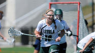 Lacrosse Q&A: Loyola senior defender Ashley Moulton
