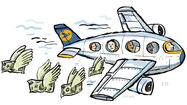 It's difficult to know when to buy an airline ticket and when to wait. Some sites offer to guide you on the timing of your purchase.