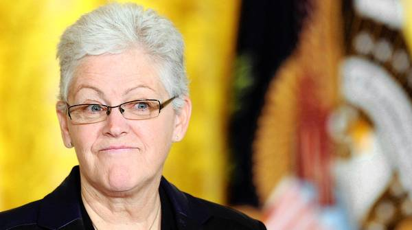 Gina McCarthy is President Obama's choice to run the Environmental Protection Agency.