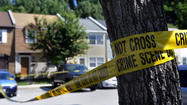 As record heat baked Baltimore, a wave of violence unfurled across the city: six shootings and eight people wounded over a period of less than eight hours.