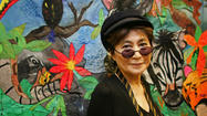 "Yoko Ono is returning to her roots. In June, the 80-year-old avant-garde icon (and widow of <a href=""http://articles.latimes.com/2008/dec/29/entertainment/et-book29"">John Lennon</a>) will publish a follow-up to her 1964 book ""Grapefruit"": <a href=""http://www.orbooks.com/catalog/acorn/"">""Acorn,""</a> a collection of 100 conceptual instructions which function as Zen-like incantations for how to live a mindful life."