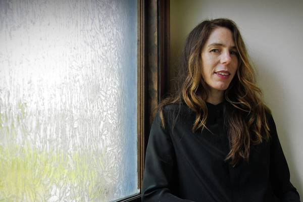 "Novelist Rachel Kushner, author of ""The Flamethrowers""."