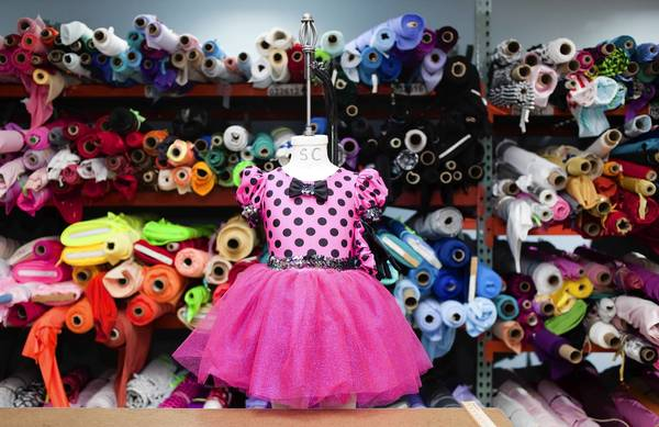 Revolution Dancewear sells its dance gear and costumes through dance studios instead of through retailers.