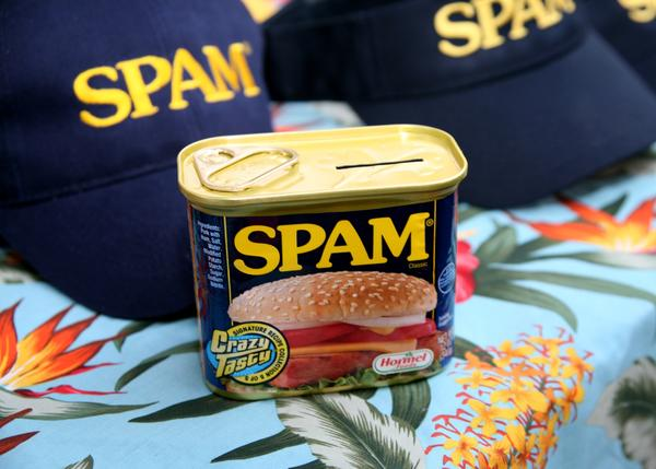 Spam will be the star of the show at the Waikiki Spam Jam on April 27. Oh, and don't miss the Spam cheesecake.