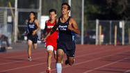 Photo Gallery: Track & field event at Crescenta Valley High School