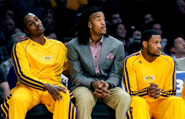 Jordan Hill might make it back to play for the Lakers, but only if they are playing deep into the postseason.