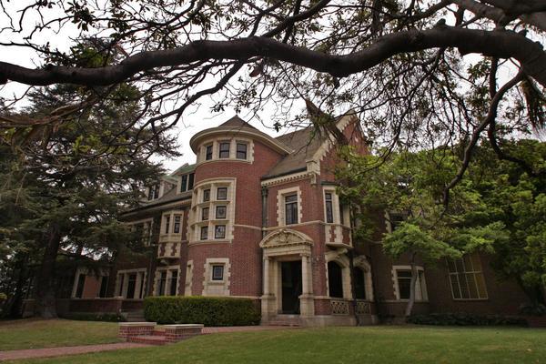 "The landmark ""American Horror Story"" house is back on the market."