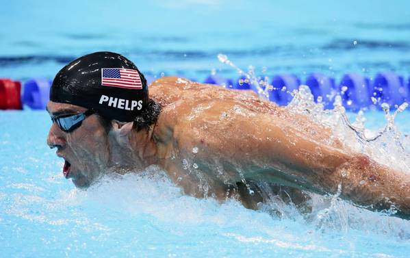 Michael Phelps topped off a brilliant international swimming career at the London Olympic Games last summer.