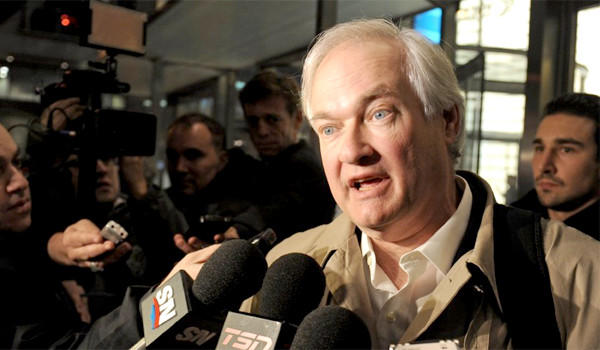"""Donald Fehr, executive director of the NHL Players' Assn., says the NHL's decision to partner with the You Can Play project which fights homophobia and advocates for the inclusion of LGBT athletes in sports was """"the right thing to do."""""""