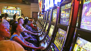 Marylanders voted overwhelmingly yesterday to legalize slot-machine gambling in the state after a rancorous campaign, dealing Gov. Martin O'Malley a ballot-box success and settling a debate over which politicians had deadlocked for years.