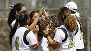 Photo Gallery: GCC vs. Bakersfield College softball
