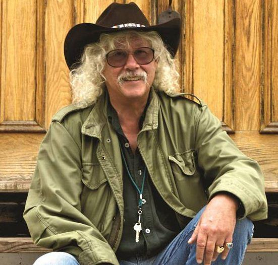 "Arlo Guthrie brings his ""Here Comes the Kid"" tour to the Irvine Barclay Theatre."