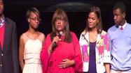Raw video: Chaz Ebert remembers late husband