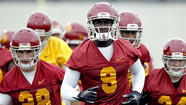 Marqise Lee and Nelson Agholor have established themselves as USC's top receivers.