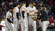 In the sixth inning of the Orioles' 3-2 win over the Boston Red Sox on Thursday, Orioles manager Buck Showalter turned to bench coach John Russell in the visiting dugout of Fenway Park and made a prognostication in the middle of a tied game.