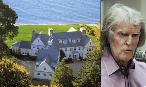 Don Imus sold his waterfront Westport home for $14.4 million, according to Coldwell Banker Residential Realty.  The home had previously been on the market for as much as $30 million, according to records on zillow.com.