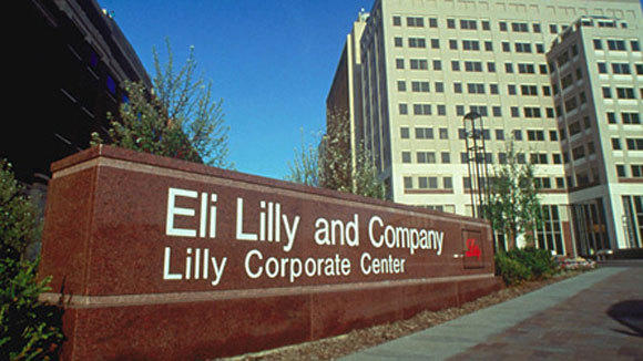 Eli Lilly headquarters are located in Indianapolis.