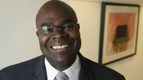 Don Thompson, CEO of McDonald's Corp., in a 2009 file photo.