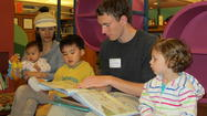 Communities matter @ your library: celebrate National Library Week April 14-20