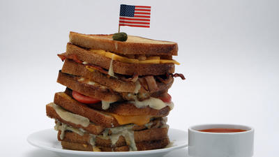 National Grilled Cheese Day: 6 favorites from the L.A. Times grilled cheese experts
