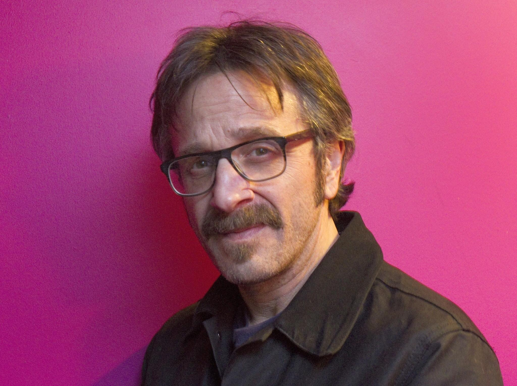 Marc Maron. (Lawrence K. Ho / Los Angeles Times)