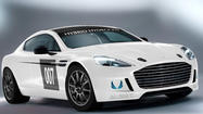 Aston Martin to bring hydrogen-powered Rapide to Nurburgring race