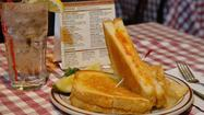 To honor National Grilled Cheese Day on Friday, April 12, the News-Review asked people where to go to get good grilled cheese sandwiches.