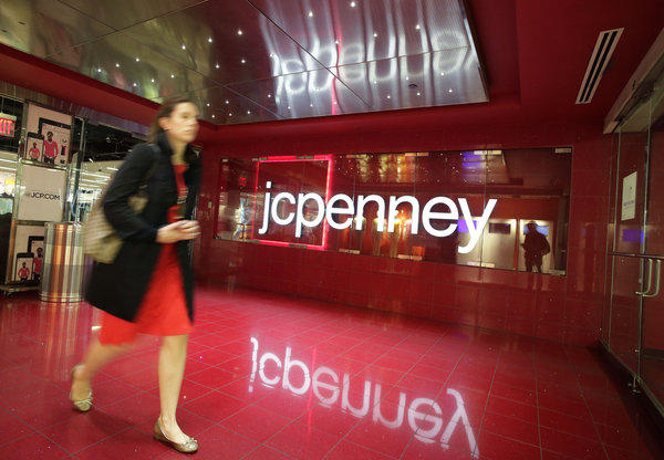 A judge said Friday that J.C. Penney can sell unbranded Martha Stewart goods for now.